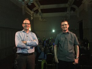 Rory Duncan & Paul Dalgarno